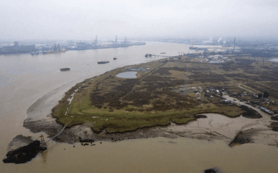 Toxic time bombs: The historic landfills at risk of flooding